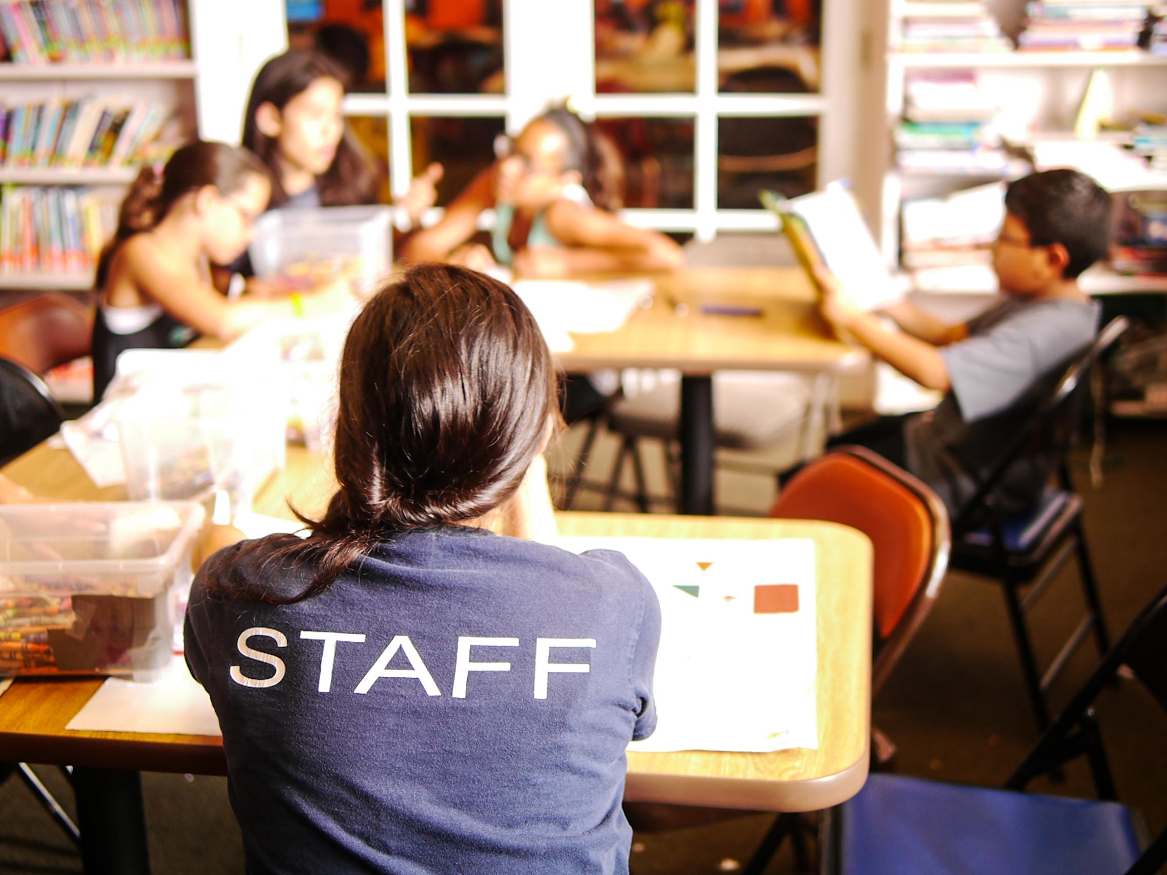 Club Staff