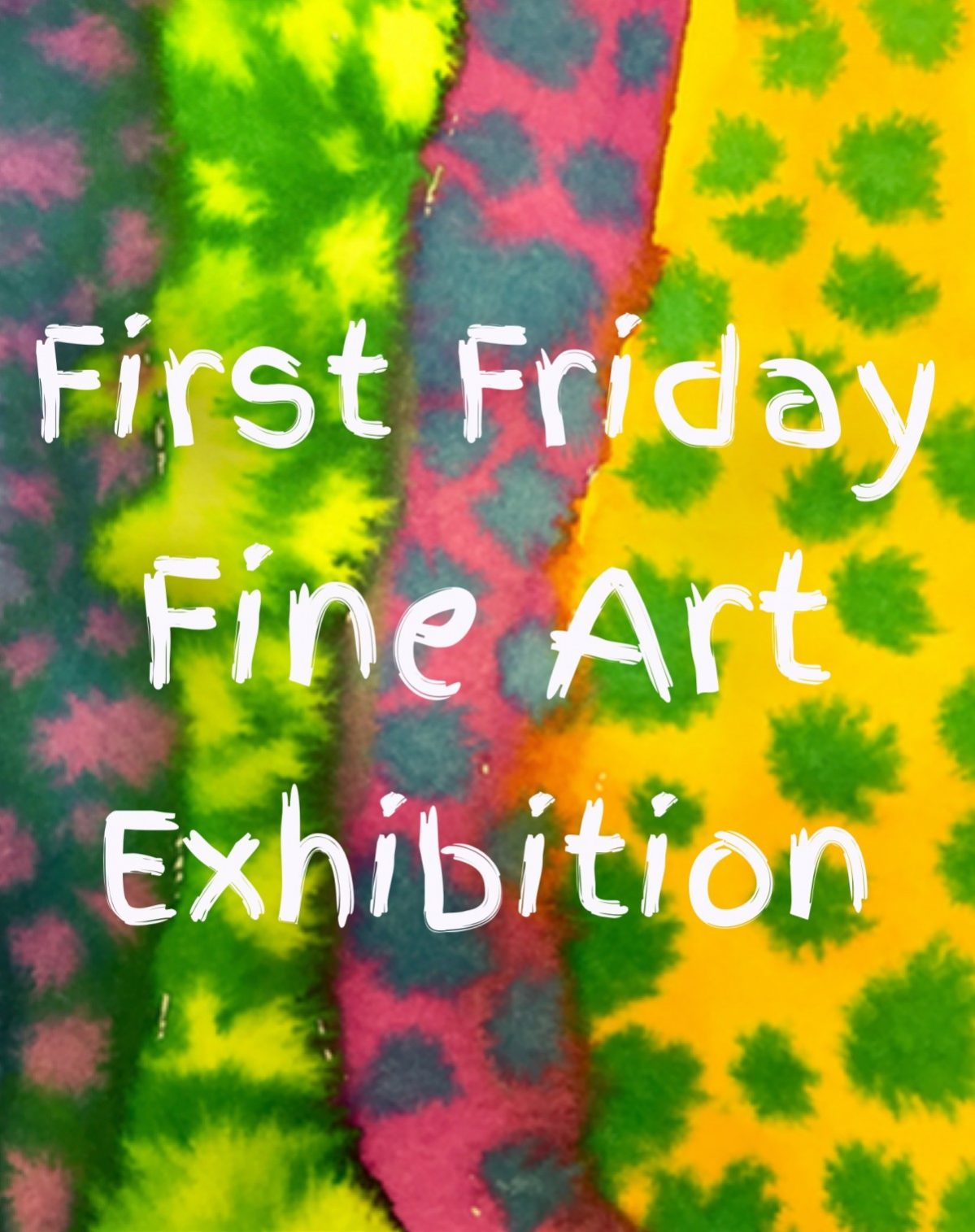 February 2016 First Friday
