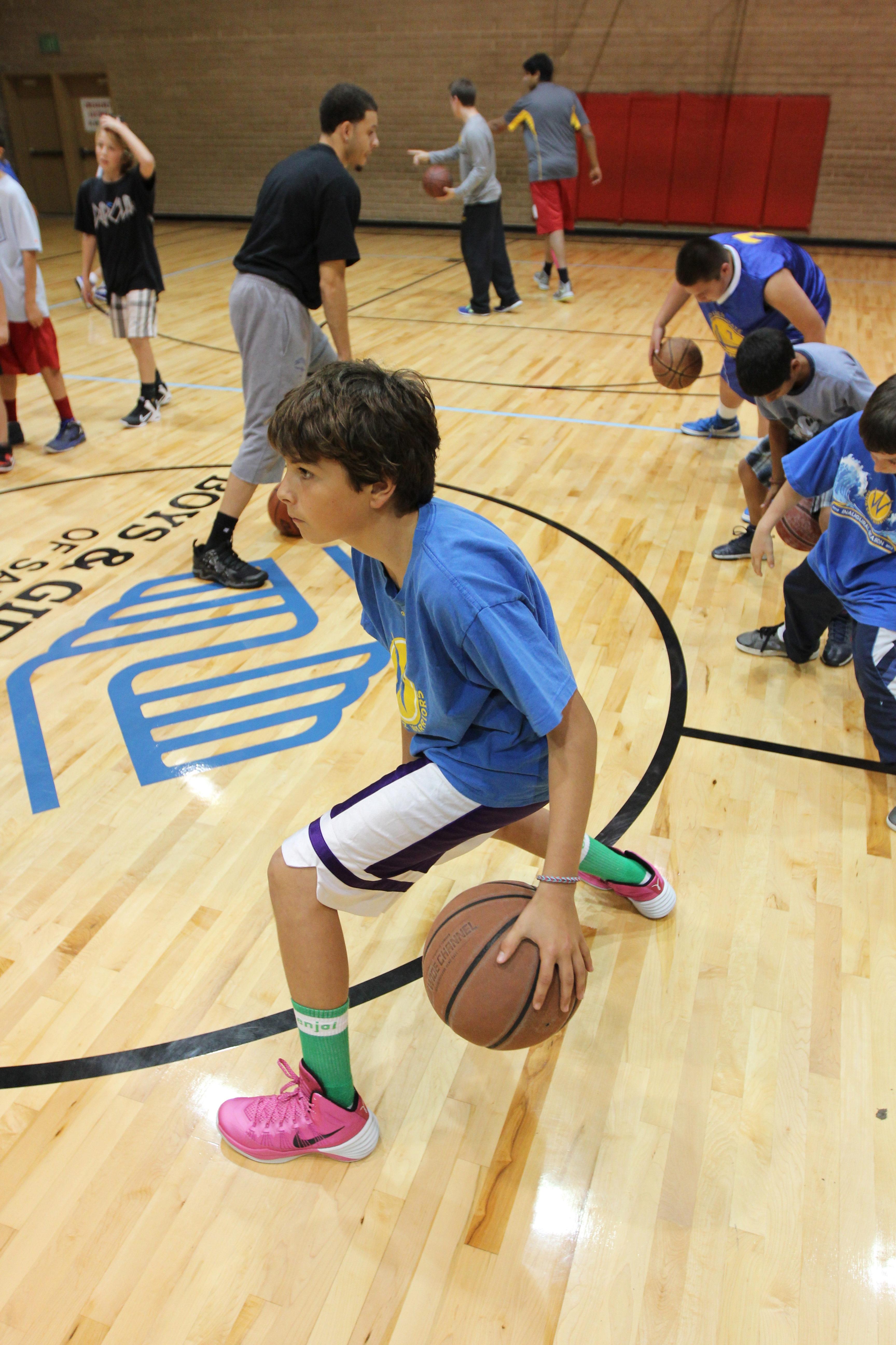 Basketball dribbler
