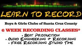 Studio Recording Class