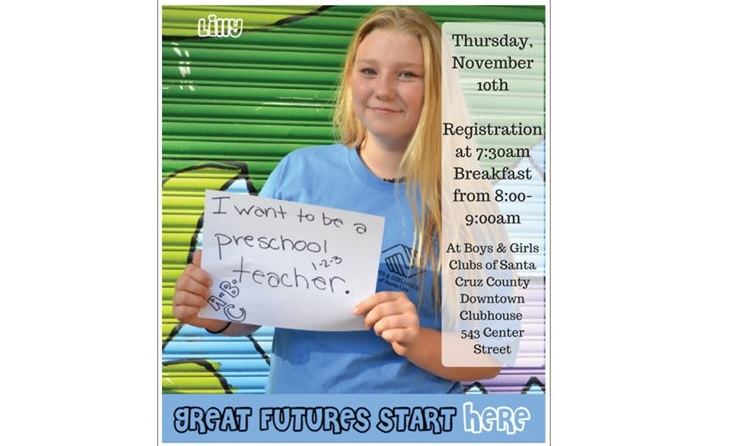 Great Futures Breakfast 2016