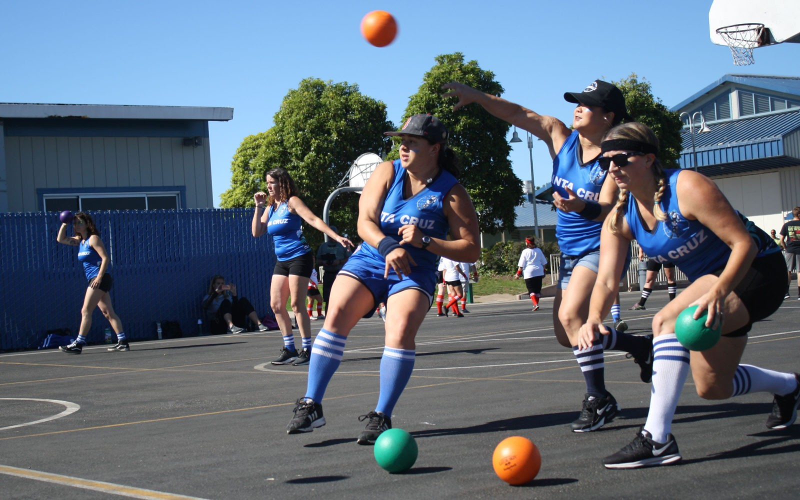 2nd Annual Dodge For a Cause: Dodgeball Tournament presented