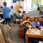 Live Oak Teen Center Lounge