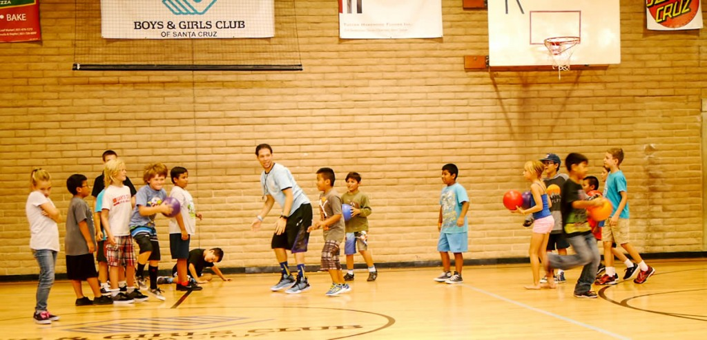 Summer Day Camp Program / Gymnasium