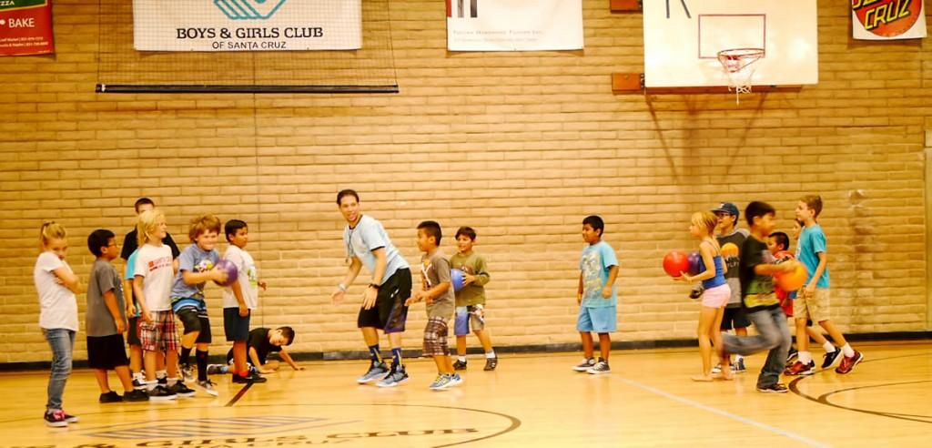 Summer Day Camp Program / Gymnasium